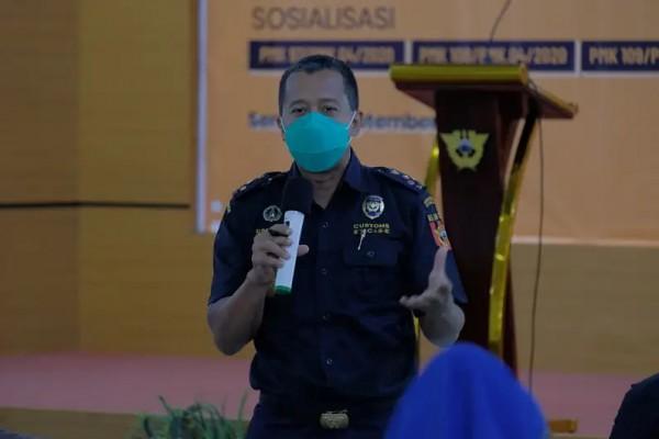 Bea Cukai Batam Sosialisasikan Dua Aturan Terbaru Pendukung Penataan Logistik Nasional