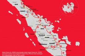 Jual Tol, lalu Bangun Baru ala Hutama Karya di Trans-Sumatra
