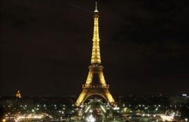Menara Eiffel Terancam Dibom