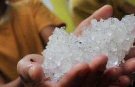 Cuaca Ekstrem Masih Berlanjut, Hujan Es Terjadi di Bogor