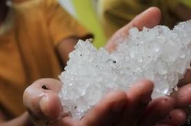 Cuaca Ekstrem Masih Berlanjut, Hujan Es Terjadi di…