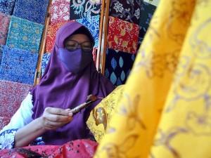 Kampung Sentra Batik Bogor Menjadi Wisata Edukasi Tematik di Tengah Pandemi Covid-19