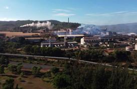 Progres Smelter Feronikel Haltim Milik ANTM Capai 98 Persen