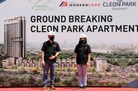 Mitra Sindo Ground Breaking Cleon Park Apartment di Jakarta Garden City