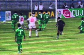 Gol Widodo C. Putro di Piala Asia 1996 Terpilih Jadi…
