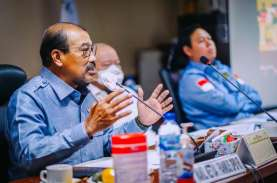 Kirim Surat ke Jokowi, Nono Sampono Minta Proses Lelang…