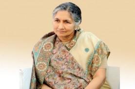 Savitri Jindal, Wanita Terkaya di India Dengan Kekayaan…