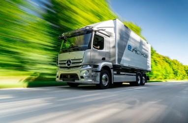 Truk Listrik Mercedes-Benz eActros Masuk Jalur Produksi 2021