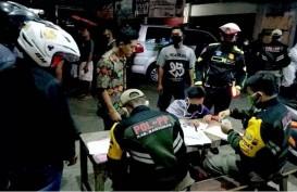 Polisi Kumpulkan Rp1 Miliar dari Denda Pelanggar Operasi Yustisi