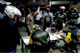 Polisi Kumpulkan Rp1 Miliar dari Denda Pelanggar Operasi…