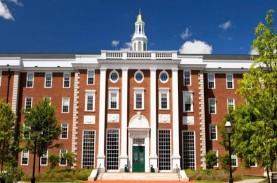 Jumlah Mahasiswa Baru di Harvard dan Princeton University…