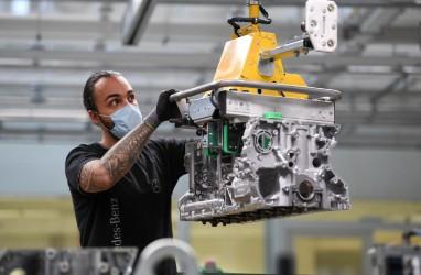 Akibat Pandemi, Eropa Kehilangan Produksi 3,57 Juta Mobil