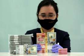 Dolar AS Perkasa, Rupiah Makin Lunglai Bersama Mata…