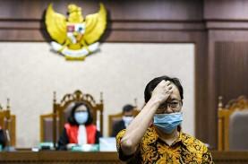 Kasus Jiwasraya, Benny Tjokro Jalani Sidang Tuntutan…