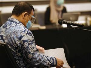 Ketua KPK Firli Bahuri Jalani Sidang Putusan Pelanggaran Etik Terkait Helikopter Mewah