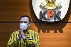Meski Langgar Etik, Ketua KPK Firli Bahuri Hanya Dijatuhi…