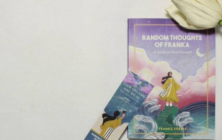Buku Random Thoughts of Franka. - istimewa