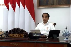 Jokowi: Kementerian Jangan Buat Program Sendiri, Harus…