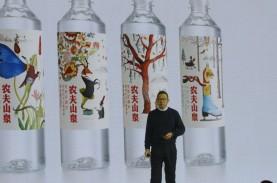 Jack Ma Diharap Minggir, Zhong Shanshan Kini Orang…