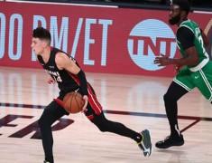 Hasil Basket NBA, Heat di Ambang Kemenangan Play-off vs Celtics