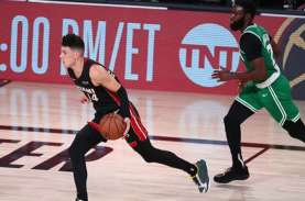 Hasil Basket NBA, Heat di Ambang Kemenangan Play-off…