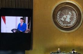 Heboh! Pidato Jokowi Dapat Pujian dan Disebut Pantas Jadi Sekjen PBB