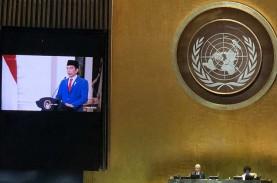 Heboh! Pidato Jokowi Dapat Pujian dan Disebut Pantas…