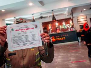Denda Pelanggar Protokol Kesehatan Sudah Mencapai Rp1,055 Miliar