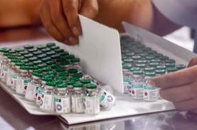 Bio Farma Disebut Mampu Produksi 350 Juta Vaksin pada…