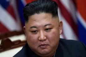 HUT Korea Utara Ke-72, Jokowi Kirim Bunga dan Ucapkan…