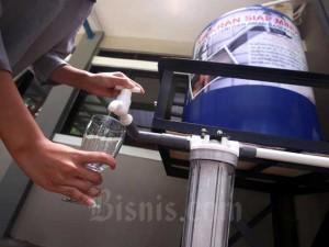 Pemkot Bandung Gandeng Sektor Swasta Sediakan Fasilitas Air Siap Minum Untuk Masyarakat
