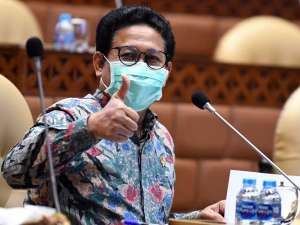 Bahas Penyesuaian Anggaran 2021, Menteri Desa PDTT Abdul Halim Iskandar Raker Dengan Komisi V DPR