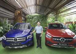 Besok, Mercedes-Benz Gelar GLB GLA Virtual Expo