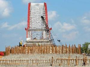 Proyek Pembangunan Jembatan Musi VI Berjalan Kembali Dan Ditargetkan Akan Selesai Akhir 2020