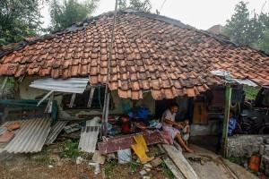 Pemerintah Akan Membedah 83.712 Unit Rumah Tdak Layak Huni Yang Tersebar di 33 Provinsi