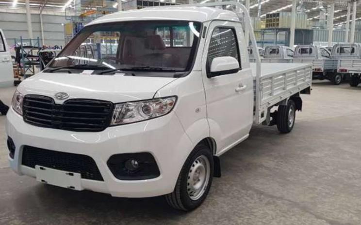 Mobil Esemka di pabriknya, PT Solo Manufaktur Kreasi di Boyolali Jawa Tengah, Jumat (6/9/2019). JIBI - Bisnis / Chamdan Purwoko