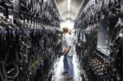 Hasrat Jokowi di Investasi Data Center Terganjal Asal-Usul Energi
