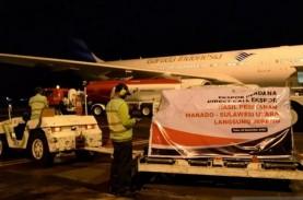 Garuda Siapkan Kargo 35 Ton untuk Ekspor dari Sulut…