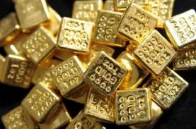 Harga Emas Sempat Anjlok ke Level Terendah 2 Bulan
