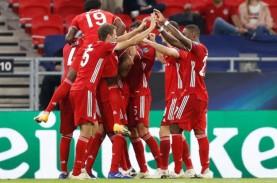 Bayern Munchen Rebut Piala Super Eropa, Tundukkan…