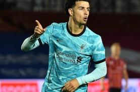Liverpool, ManCity, Aston Villa Lolos ke Perempat…