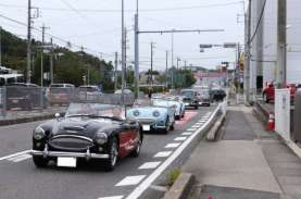 50 Mobil Klasik Akan Parade di Museum Toyota, Paling…