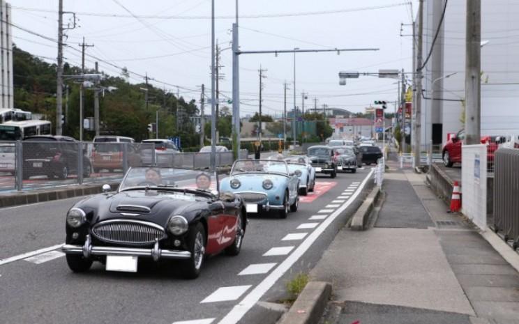 Toyota Automobile Museum di Nagakute, Jepang, akan menjadi tuan rumah Festival Mobil Klasik ke-31 pada Minggu (25/10/2020).  - Toyota Automobile Museum\\r\\n