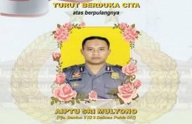 Kisah Aiptu Sri Mulyono, Polisi Relawan yang Meninggal karena Corona