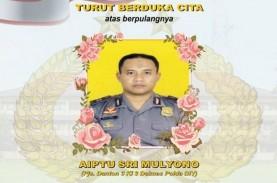 Kisah Aiptu Sri Mulyono, Polisi Relawan yang Meninggal…