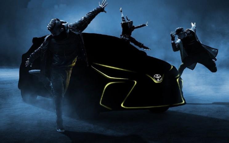 Toyota Yaris.  - Toyota