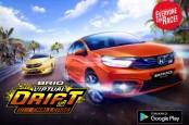 Berhadiah Puluhan Juta, Honda Gelar Kompetisi Gim Brio Drift Challenge