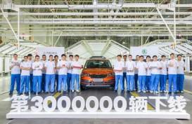 Pulih Lebih Cepat, Pasar Otomotif China Jadi Tumpuan Produsen Global