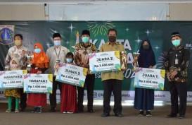 Baznas (Bazis) DKI Jakarta Salurkan Bantuan kepada Anak Yatim dan Dhuafa