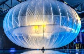 Google Loon Bakal Salurkan Internet untuk Daerah 3T